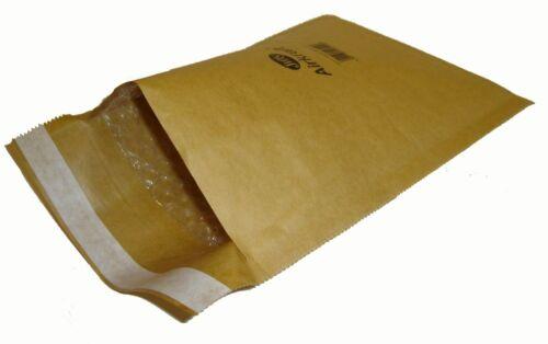 "1000 JL4 Jiffy sacs bulle enveloppes Airkraft 9,5 /""X 13/"" Gold"