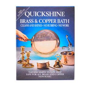 Quickshine BRASS & COPPER BATH