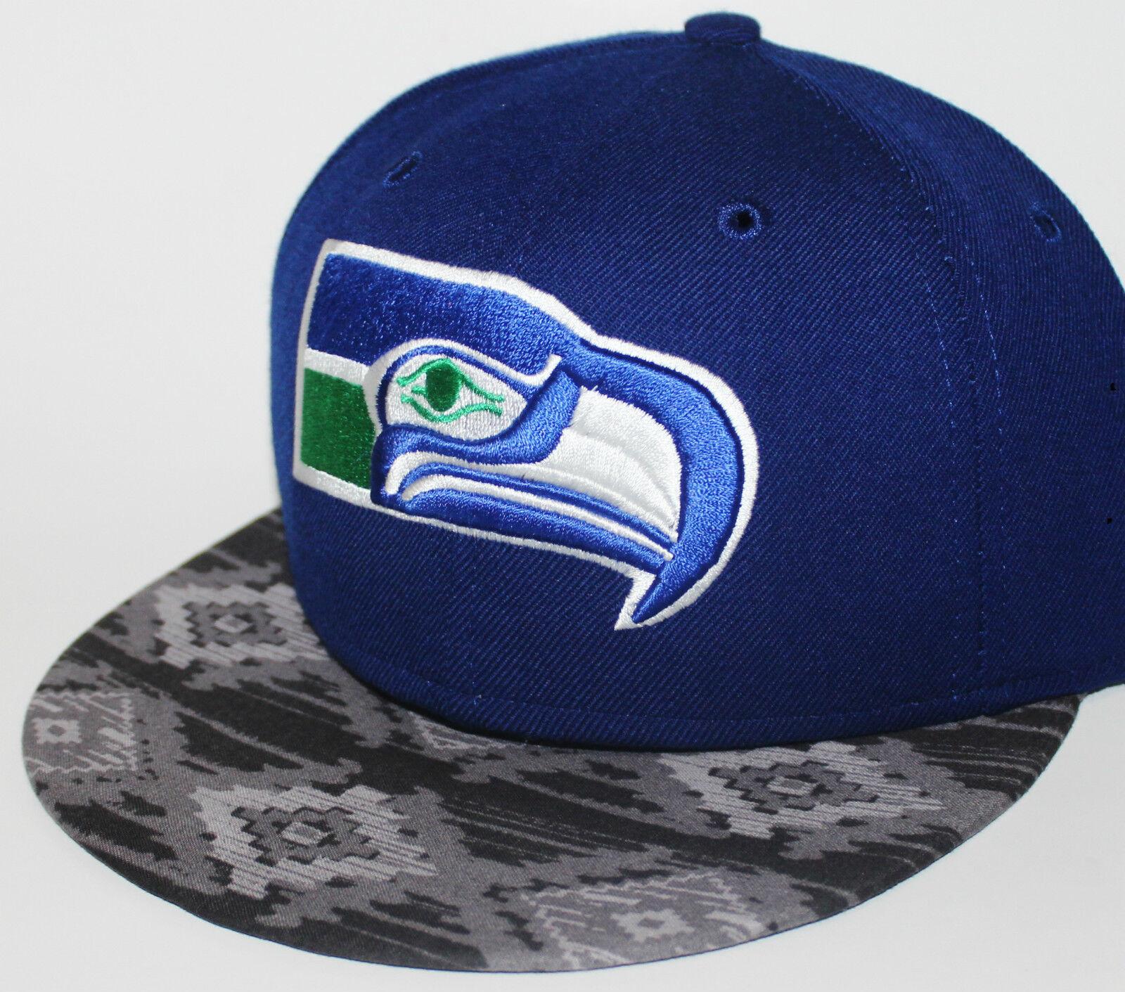 PICK1 Seattle Seahawks Native / Galaxy / Weed Bri… - image 10
