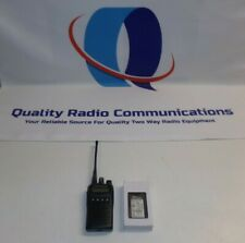 Vertex Standard Vx 454 G6 5 403 470 Mhz Uhf Two Way Radio W Antenna Amp Battery