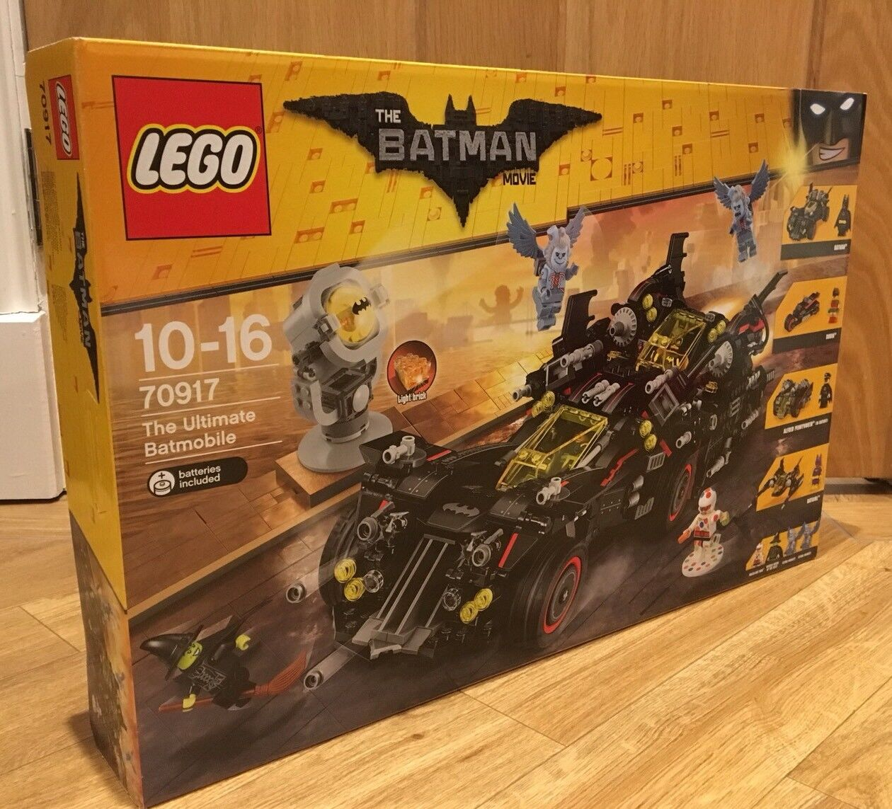 Lego ® Batman Movie 70917 The Ultimate Batmobile - New Sealed