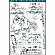 Dare 2B Artzy Sunshine /& Rainbows Clear Cling Rubber Stamp Set 20314
