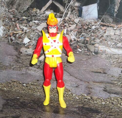 DC Super pouvoirs Série Justice League of America Firestorm FIGURE KENNER 1985 légendes de demain