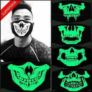 Skull-Mask-Ghost-Halloween-Skeleton-Ski-Motorcycle-Biker-Fishing-Luminous-Party