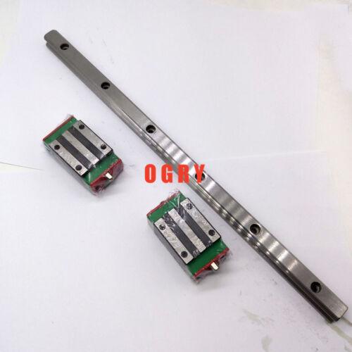 HGH20mm 1pcs L-100mm 2 Stk HGH20HA Wagen 3D Druckteile linear Rail Slide