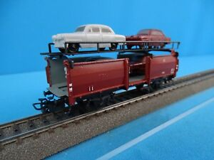 Marklin-4613-DB-Auto-Transporter-version-3-of-1958