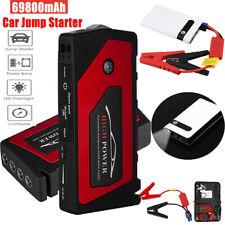 6980020000mah 12v Car Jump Starter Portable Power Bank Battery Booster Charger