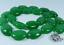 "13x18mm Green Emerald Gemstones Beads Necklace 18 /"""