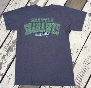 NFL Seattle Seahawks Football •  3 Russell Wilson • Men s Gray T ... 2d984c6bff4