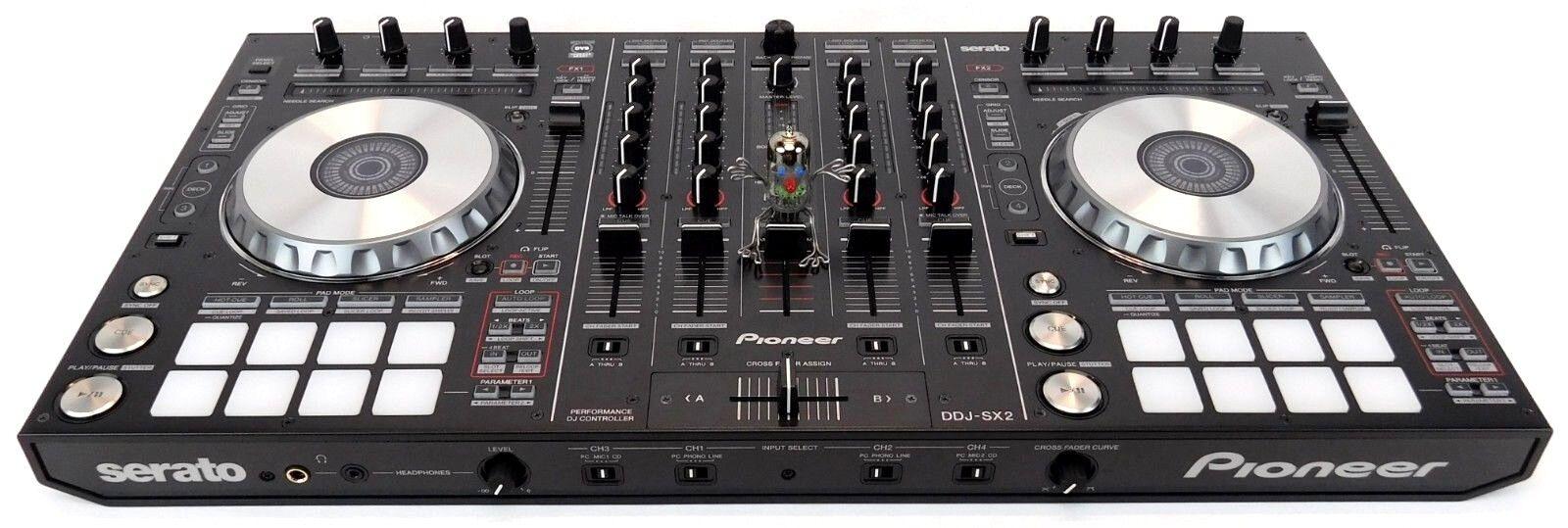 Pioneer DDJ-SX2 Serato DJ Controller Mixer +Fast Neuwertig OVP+ 1.5J Garantie