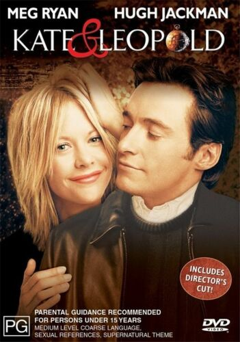 1 of 1 - Kate & Leopold (DVD, 2003)