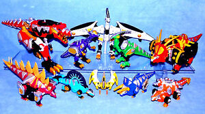 Power Rangers Dino Thunder Deluxe Megazord zords celphazord stegazord PICK ONE  </span>