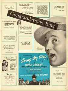 1944 Vintage Teel LIFE magazine ad