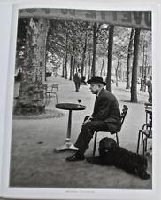 Robert Doisneau  PREVERT AT A CAFE TABLE  14x11 Photo Reprint Unsigned