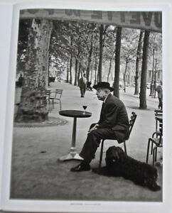 Robert-Doisneau-PREVERT-AT-A-CAFE-TABLE-14x11-Photo-Reprint-Unsigned