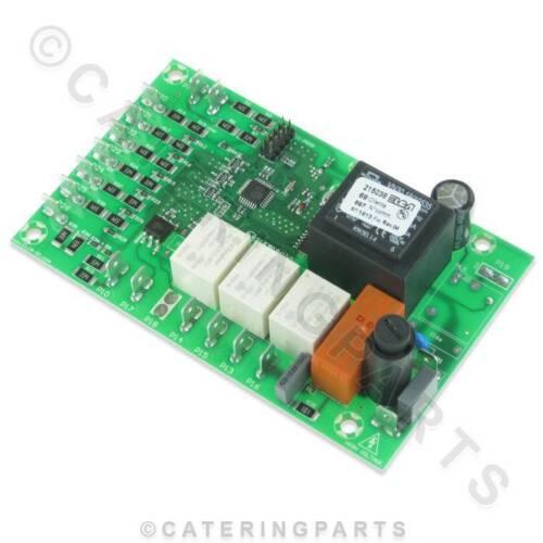 Maidaid Halcyon MH104022 TIMER PCB Amika 6XL C400 C500 LAVASTOVIGLIE glasswasher