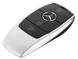 Nice Image Is Loading Genuine Mercedes Benz New Style E Class Key