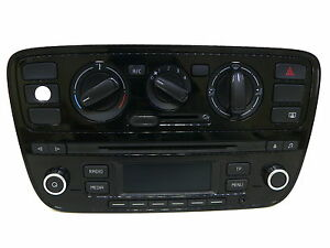 vw up radio car audio autoradio rcd 215 1s0035156h. Black Bedroom Furniture Sets. Home Design Ideas