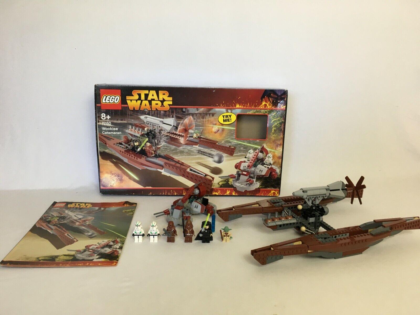 LEGO® Star Wars 7260 Wookiee Catamaran