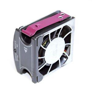 Hp Compaq 218382-001 Boîtier Ventilateur Ventilateur Pour Serveur Fan Proliant Dl380 G2-afficher Le Titre D'origine