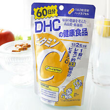 DHC Supplement Vitamin C 60 Days 120 Capsules