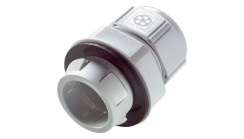 Lapp Kabel Cantidad 1 haga clic 53112688-Entrada de cables M25 skintop