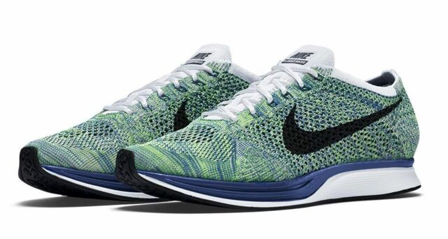 buy popular 814b2 fe73d NIKE FLYKNIT RACER MEN NEW WITHOUT BOX!
