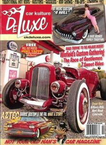 Car-Kulture-Deluxe-86-Ford-Hotrod-Lincoln-Mercury