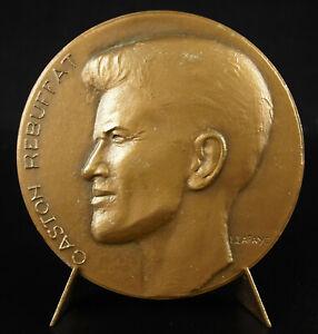 Medal-Alpine-Gaston-Rebuffat-1976-Dispatch-French-to-L-039-Annapurna-Medal