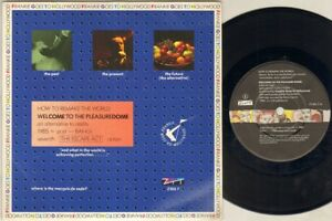 FRANKIE-GOES-TO-HOLLYWOOD-Welcome-To-The-Pleasuredome-7-034-VINYL