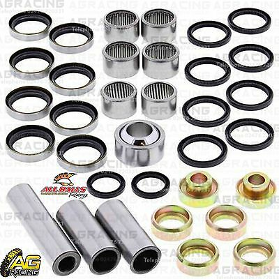 Agressief All Balls Linkage Bearings & Seals Kit For Ktm Sx 125 1993-1997 93-97 Klanten Eerst