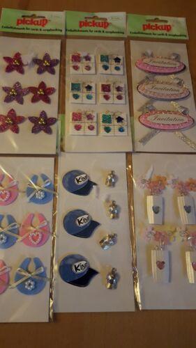 Cap Flowers Various Designs Vase Pickup embellishments Handbag Presents