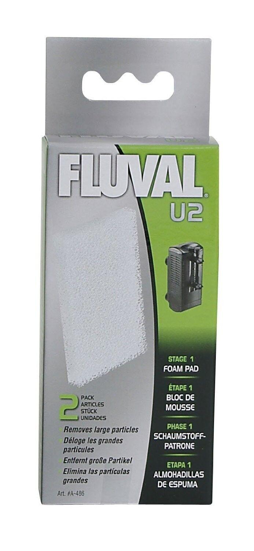 FLUVAL U2 UNTERWASSERBILTER FOAM PAD A-486
