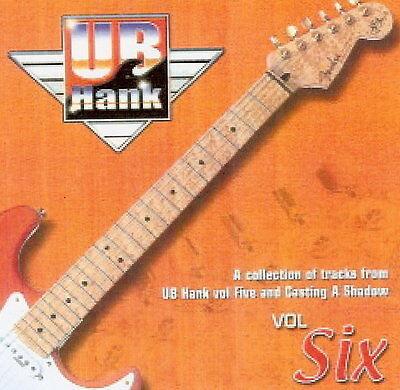 UB HANK  Vol. 6 backing track of Shadows music recorded at Hank Marvin's studio
