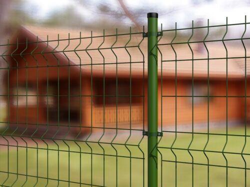 PANNELLI PANVILLA MODULAR PER RECINZIONE-ELETTROSALDATO  ONDULATO  PLASTIFICATO