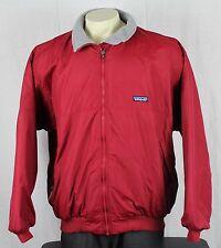 Patagonia VTG USA Full Zip Fleece Lined Outdoor Jacket Red Mens XL EX!
