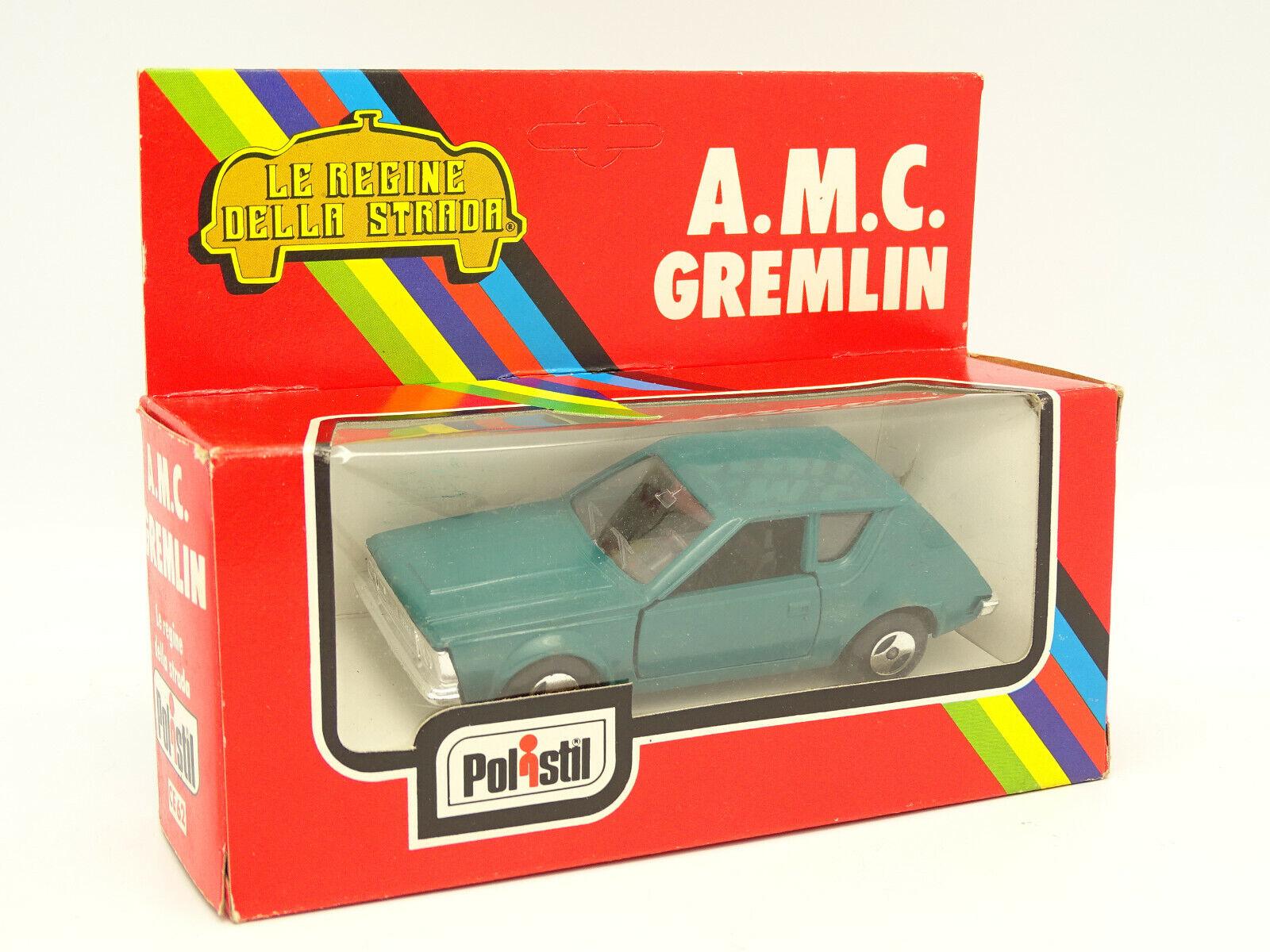 Polistil 1 43 - AMC Gremlin green