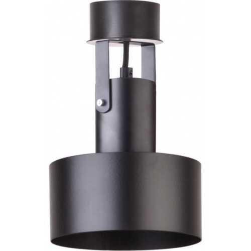 Deckenlampe Deckenspot Spot Modern Design Stahl Rif plus 1-flg Schwarz 31195