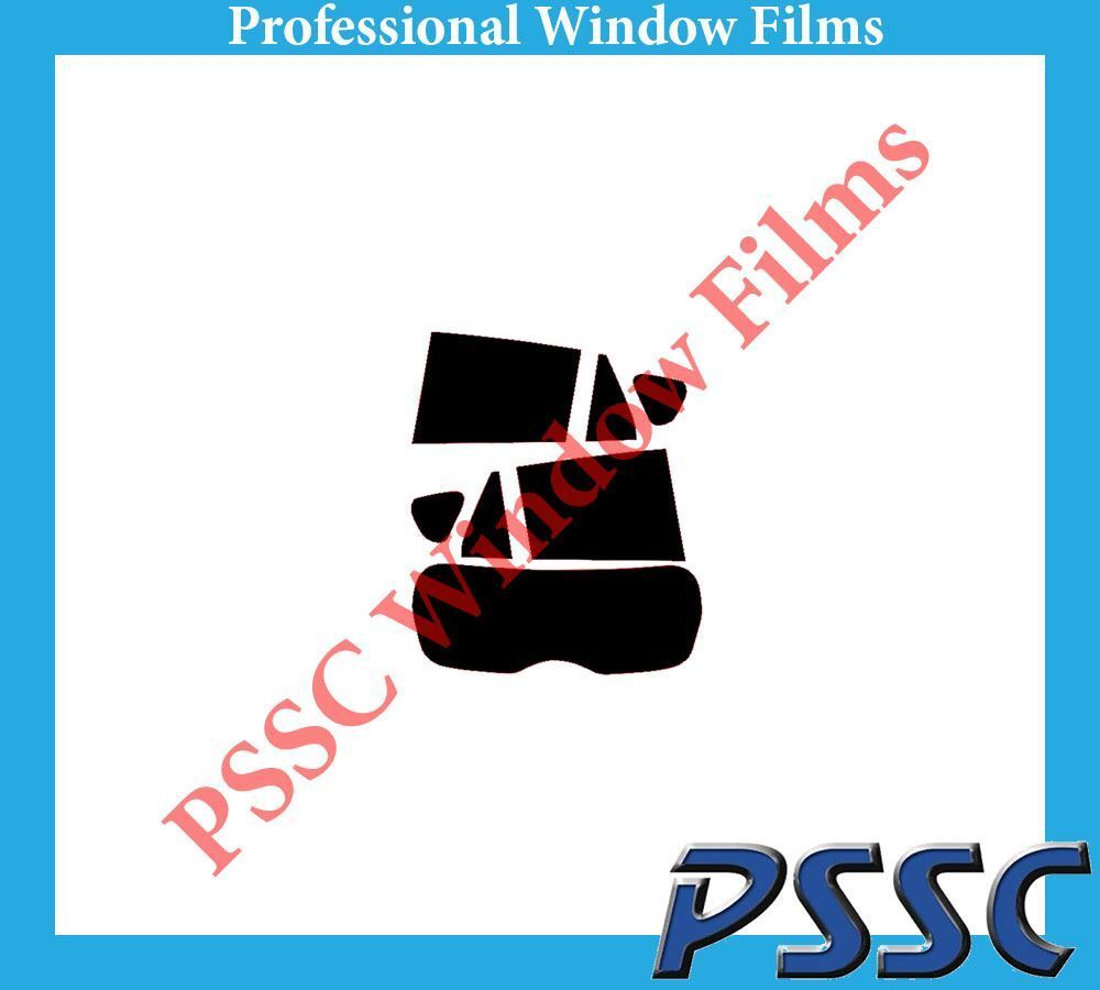 PSSC Pre Cut Rear Car Window 20% Tint Films for Suzuki S Cross 2017