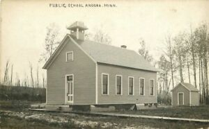 Angora-Minnesota-Public-School-C-1910-RPPC-real-photo-postcard-1234