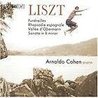 Franz Liszt - Liszt: Sonata in B minor, etc. (2004)