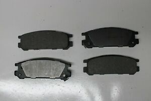 Disc-Brake-Pad-Set-Semi-Metallic-Pads-Rear-Parts-Plus-by-Raybestos-PPB471