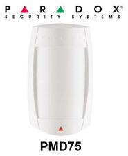 PARADOX Security Alarm System – PMD75 Digital Dual-Optic High-Performance PIR