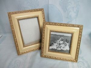 image is loading 2 antique style wood frames by terragrafics fit