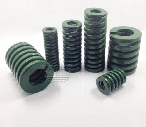 OD 12mm ID 6mm Heavy Load Green Mould Die Spring Select Variations