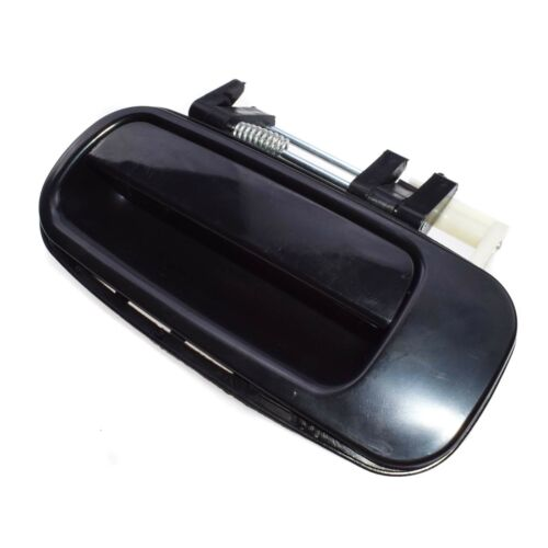 For Toyota Outside Outer Exterior Door Handle Driver Side Rear Left Black New