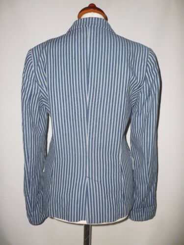 Zara 10 S Uk Boating Blazer Striped Size PYgrwxTPq
