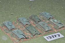 10mm WW2 RUSSIAN veicoli (come foto) (13887)