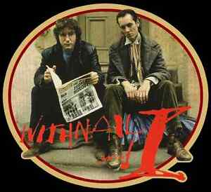 80's British TV Classic Withnail & I Poster Art custom tee Any Size Any Color