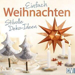 Einfach-Weihnachten-Stilvolle-Deko-Ideen-Christophorus-Verlag